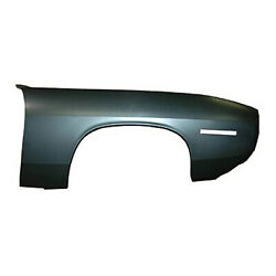 Fender Front Passenger Side Steel 1970-1970 Plymouth Barracuda 2422-100-70r