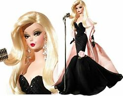 Barbie Dolls Collector Collectable Collection N6603 Stunning In The