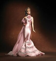 Barbie Dolls Collector Collectable Collection J9180 Designer Collecton Gold