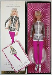 Barbie Dolls Collector Collectable Collection C6261 Nod For Mod Gold Label