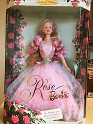 Barbie Dolls Collector Collectable Collection 22337 1999 Collectibles Rose