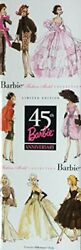 Barbie Dolls Collector Collectable Collection G7216 Robert Best 45th Anniversary