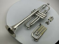 1923 Holton Revelation Trumpet With Slides Key Of Bb And A In Excellent Condition