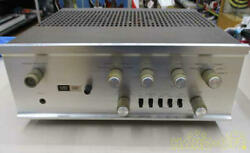 Luxman Sq65 Integrated Amplifier Power Supply Voltage 100v Ships Safely From Jp