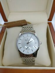 Dreyfuss Co Watch Swiss Made Water Proof Sapphire Crystal Limited Lifetime