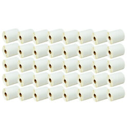 40rolls 4x3 Direct Thermal Shipping 500 Labels For Zebra Lp2824 Lp2844 Lp2442