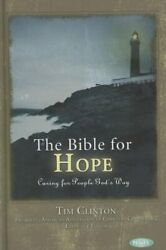 Bible For Hope New King James Version, Caring For People By Tim Clinton