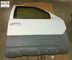 02 03 04 05 06 Chevy Avalanche 1500 4dr Crew Right Front Passenger Door Bs-99