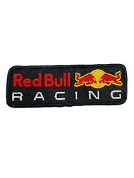 Red Bull Embroidery Patches