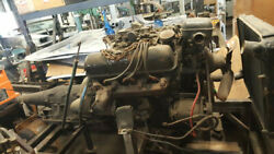 1958 Ford Thunderbird 352 Motor 1959 Engine And Automatic Transmission 1960