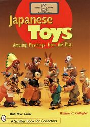 Japanese T.p.s. Toplay Ltd. 1950s-1960s Tin Metal Toys + Marks / Book + Values