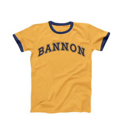 Bannon Replica Jeepers Creepers Ringer Shirt