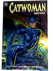 Catwoman Defiant By Peter Milligan Brand New