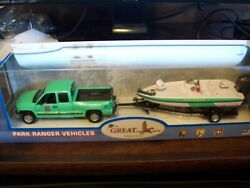 Gearbox Great Outdoors Chevrolet Pickup Truck Trailer And Boat Park Ranger Mib