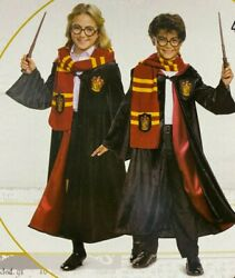 Harry Potter Costume Kids Size Official Merchandise Wizarding World New See Size