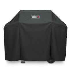 Weber 7139 For Spirit Ii 300 Series Gas Grill Cover With Side Mounted Controls