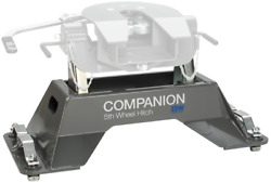 Bandw For Ford Puck System Trailer Hitches 20k Companion 5th Wheel Hitch - Rvb3300