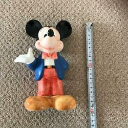 Mickey Mouse Pottery Piggy Bank