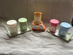 Yankee Candle Pop's Ice Cream Collection Pina Colada Triple Berry More