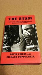Stasi East German Intelligence And Security Service, By David Childs Mint