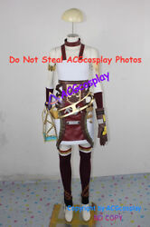 Final Fantasy Xiii-2 Serah Cosplay Costume Include Ornaments Props
