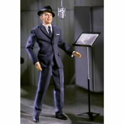 Frank Sinatra The Recording Years Barbie Doll Timeless Treasures 26419 Mattel