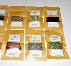 Apothecary Herb Kit Dried Herb Kit 20 Bags Wicca Pagan Witch Supplies Magic