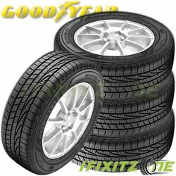 4 Goodyear Assurance Weather Ready 225/70r16 103t 60,000 Mile All-season Tires