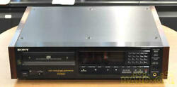 Sony Cdp-557esd 200352 Cd Player Power Supply Voltage 100v Safe Ships From Jp K