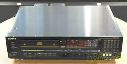 Sony Cdp-555esd 209022 Cd Player Power Supply Voltage 100v Ships Safely From Jp