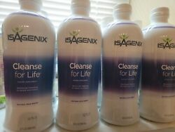 Isagenix Cleanse For Life - Detox Cleanse Drink. Natural Rich Berry Flavor.