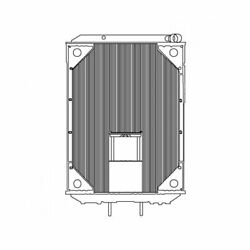 Fits A 2003 2004 2005 2006 Volvo Xpeditor Autocar Wx Radiator