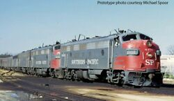 Walthers Ho Emd Fp7+f7b Southern Pacific Sp 6452 Dcc/snd Led