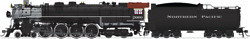 Broadway Limited Ho A3 4-8-4 Northern Pacific Np 2660 Dcc/snd Led