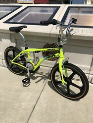 Haro Lineage Team Sport Bmx Freestyle Bike Bash Guard Master Skyway Mags
