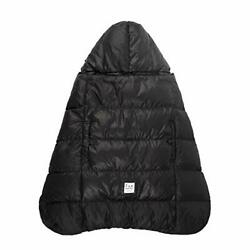 7am Enfant Winter Baby Carrier Cover - K-poncho 3 In 1 Universal Fit For Ergo...