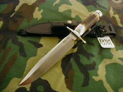 Randall Knife Knives 1-8,ss,nsdh,nssmc,bl.s,stag,nsbr,bs C Style  A3787