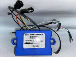Cdi Electronics For Force Ignition Pack 116-8301, Replaces M-300-888788.
