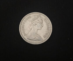 1968 New 10 Pence. Good Condition.