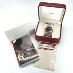 Omega Automatic Men Seamaster Planet Ocean Co-axial 2209.50.00 Watch Tk4745