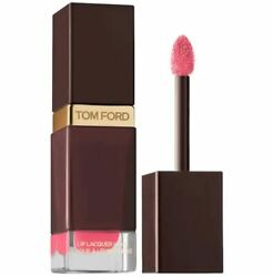 Tom Ford Lip Lacquer Luxe Matte Lip Gloss 0.2oz/6ml New In Box Choose Shade