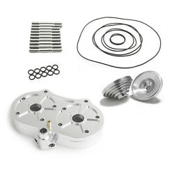64-66mm For Pro Design Cool Head 18cc Domes And O-rings Kit For Yamaha Banshee 350