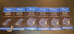 Hagerty Silver Keeper Sterling Silver Bags for Flatware New $45.00