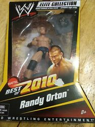 2010 Wwe Elite Collection Series 9 Randy Orton Wrestling Action Figure