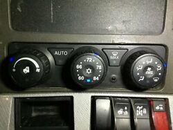 2014 Kenworth T680 Heater And Ac Temp Control 3 Knob 5 Buttons