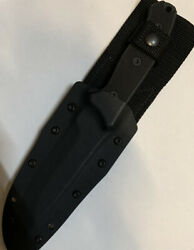 New First Edge Navy Seal Survival Knife.comes With Sheath Original Box Not Avail