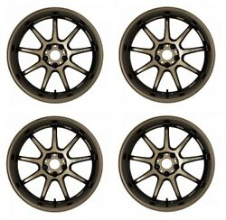 Work Emotion D9r 18x7.5 +53 +47 +38 5x114.3 Ahg From Japan [order Products]