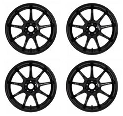 Work Emotion D9r 19x9.5 +38 +30 +23 +12 5x114.3 Blk From Japan [order Products]