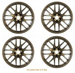 Work Emotion M8r 17x7.0 +53 +47 4x100 Ahg From Japan [order Products]