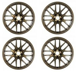 Work Emotion M8r 19x9.5 +38 +25 +12 5x114.3 Ahg From Japan [order Products]